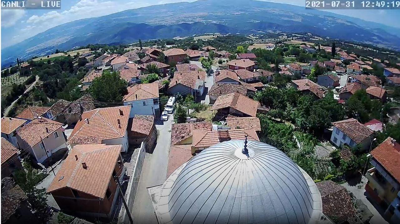 webcam Pinarbeyli