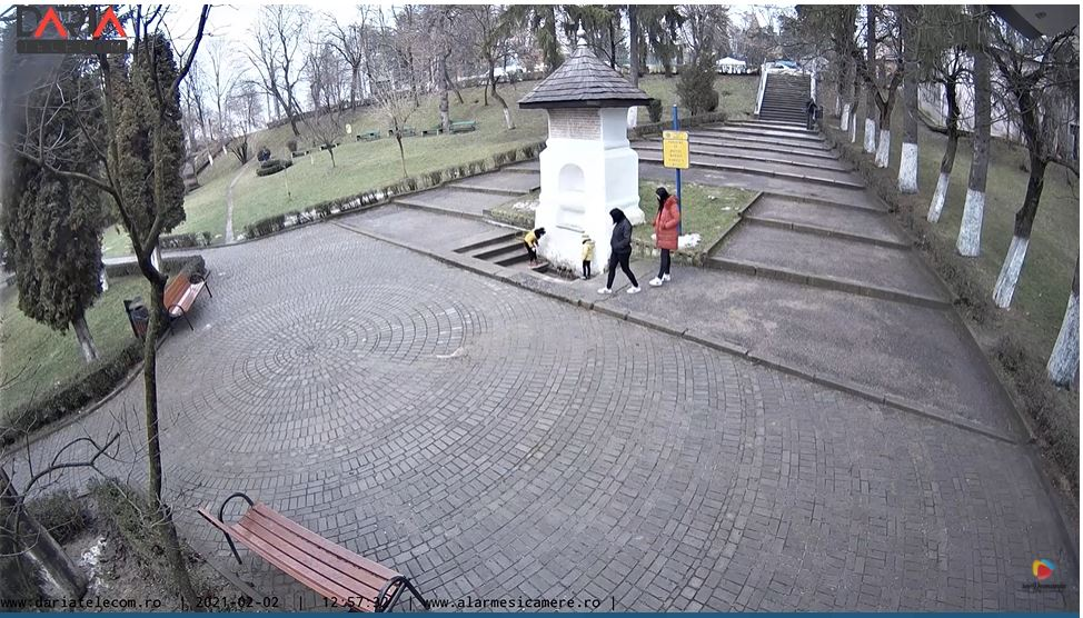 webcam Pitesti