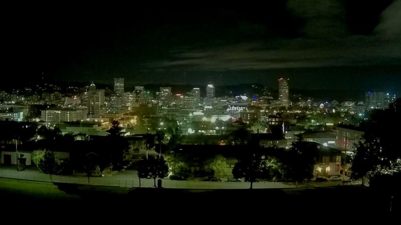 webcam Portland