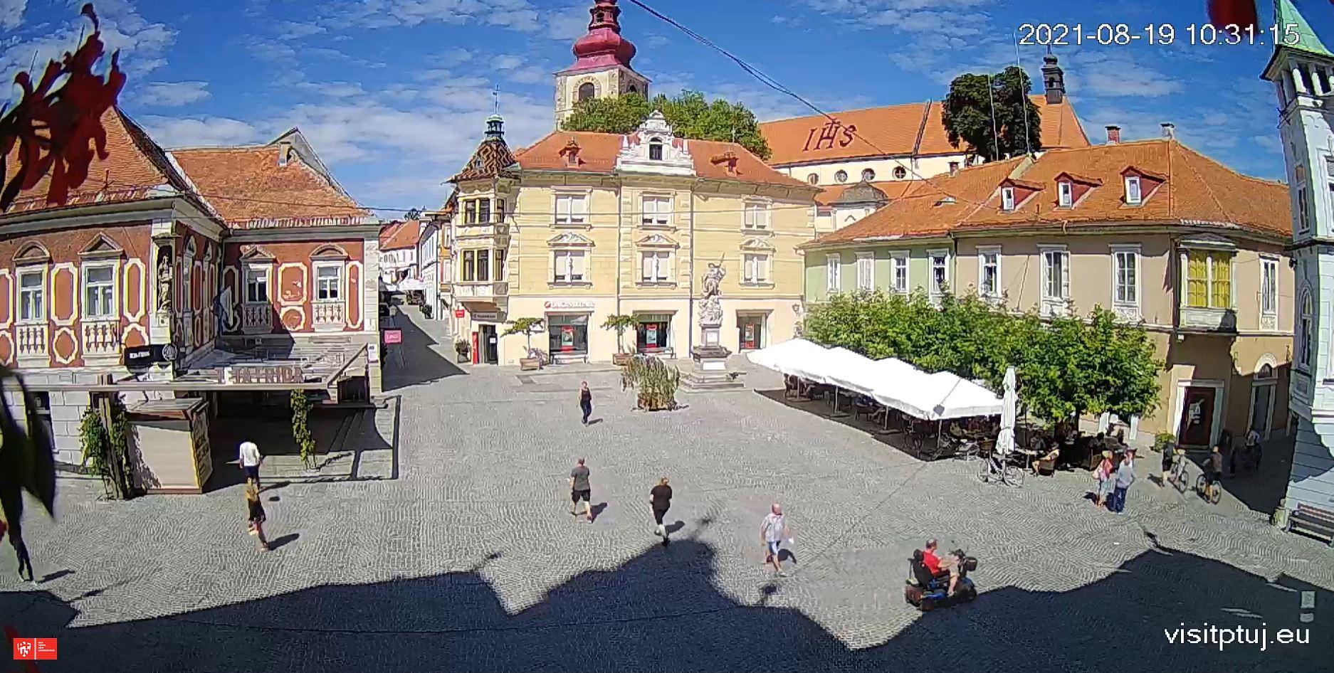 webcam Ptuj