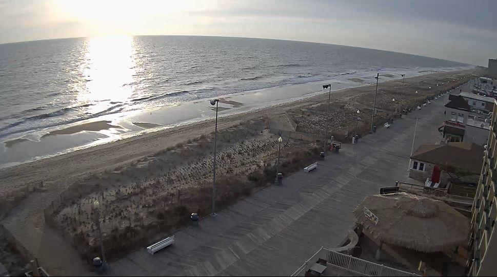 webcam Rehoboth Beach