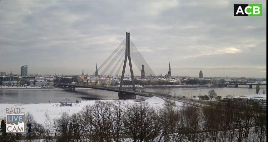 webcam Riga