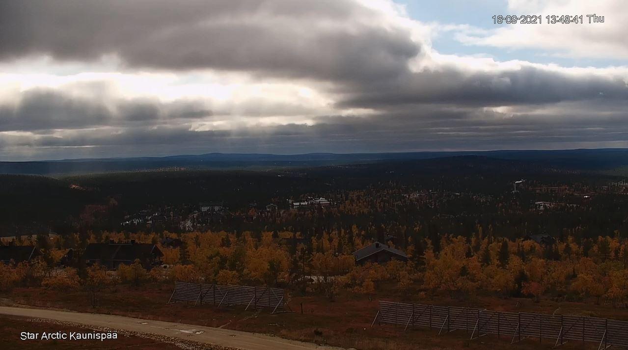 webcam Saariselka