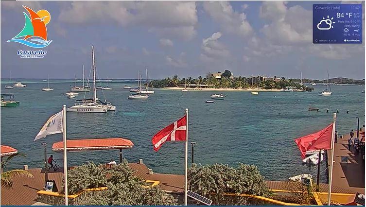 webcam Sainte Croix