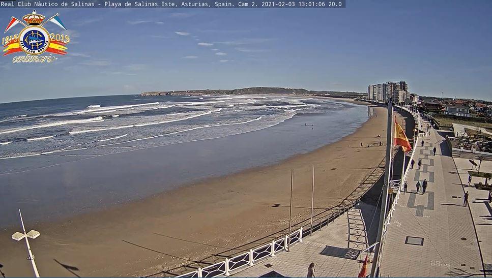 webcam Salinas