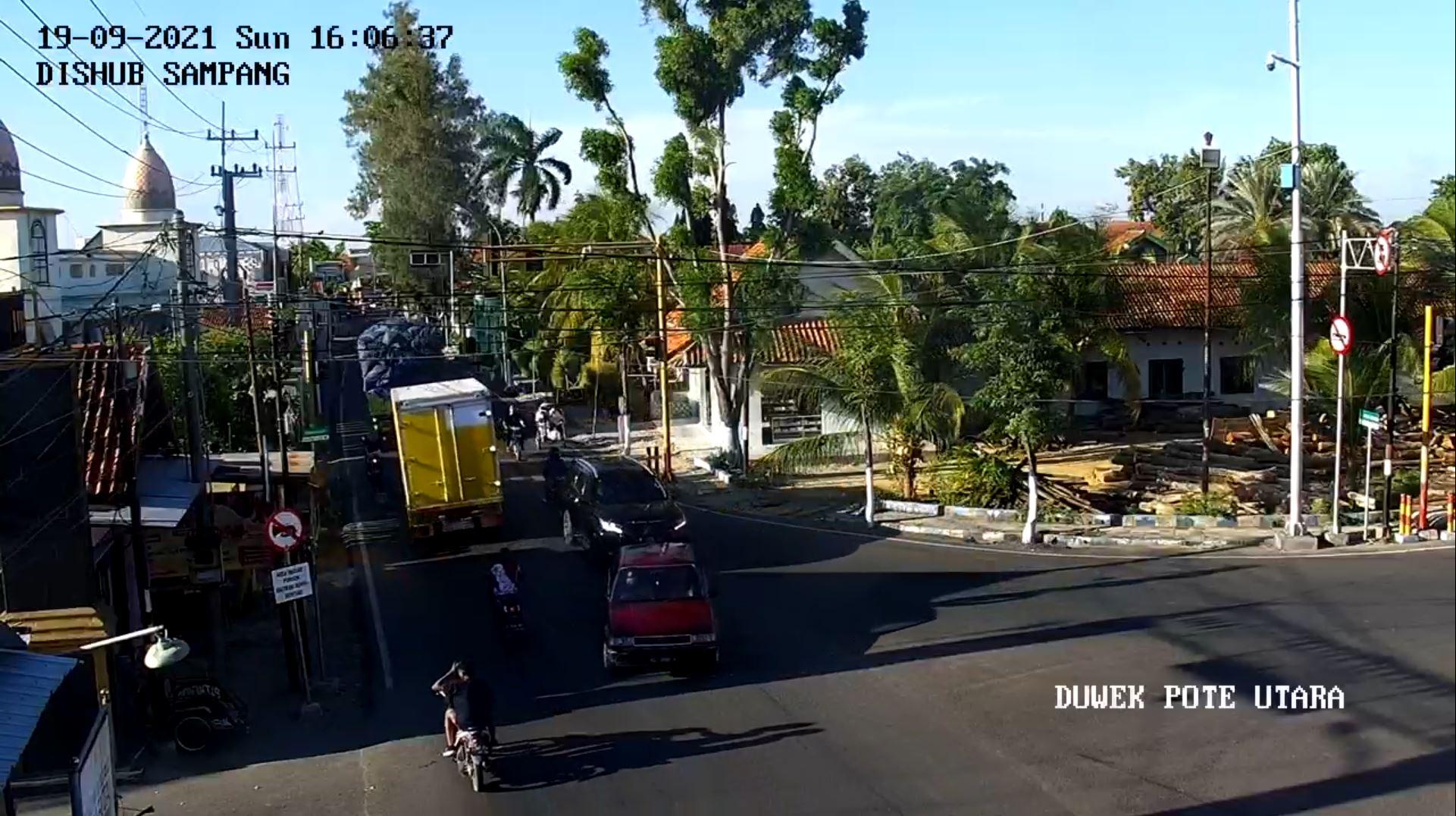 webcam Sampang