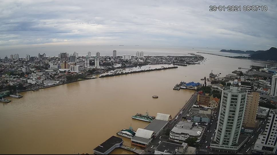 webcam Itajai