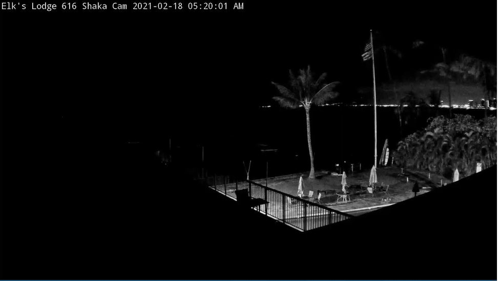 webcam Santa Cruz