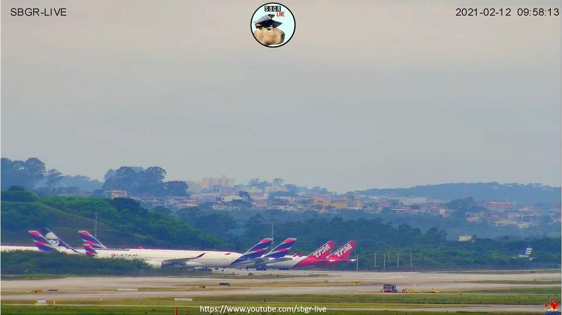 webcam São Paulo