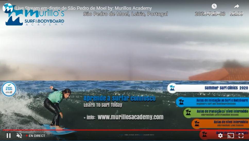 webcam Sao Perdro de Moel
