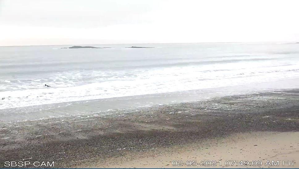 webcam Scarborough Beach