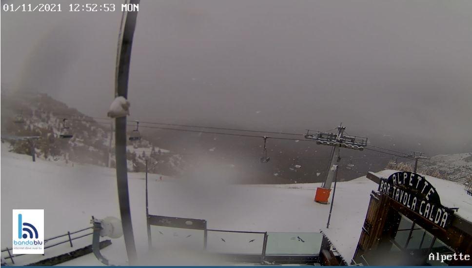 webcam Sestrières