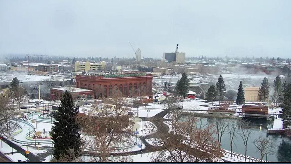 webcam Spokane