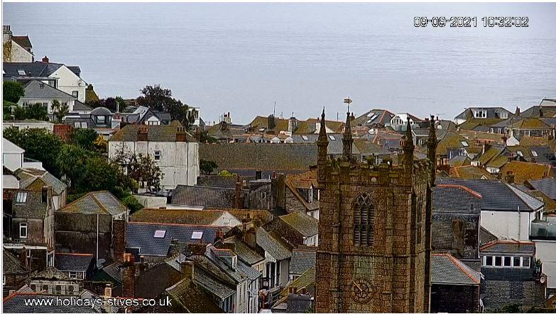 webcam St Ives
