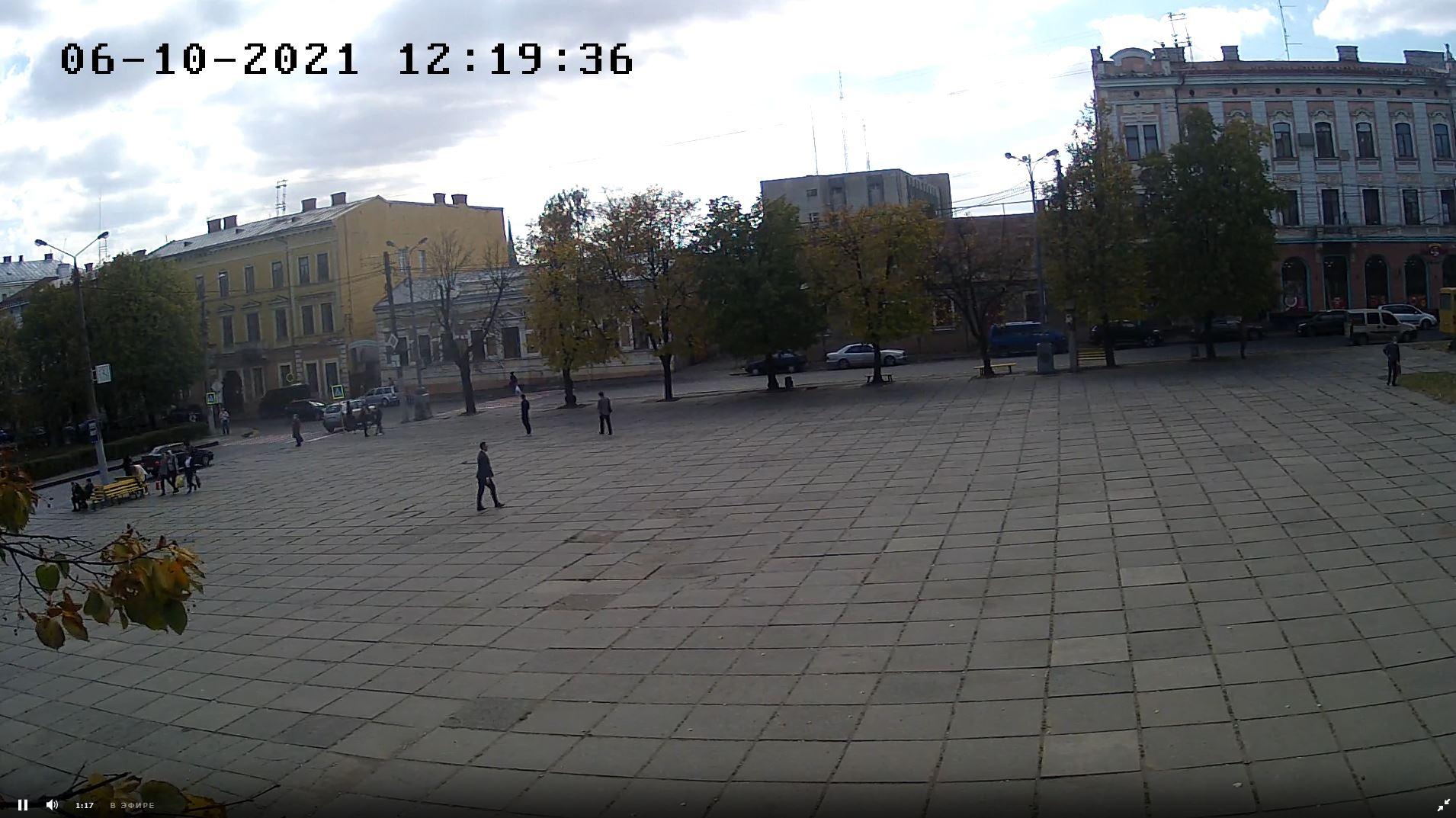 webcam Chernivtsi