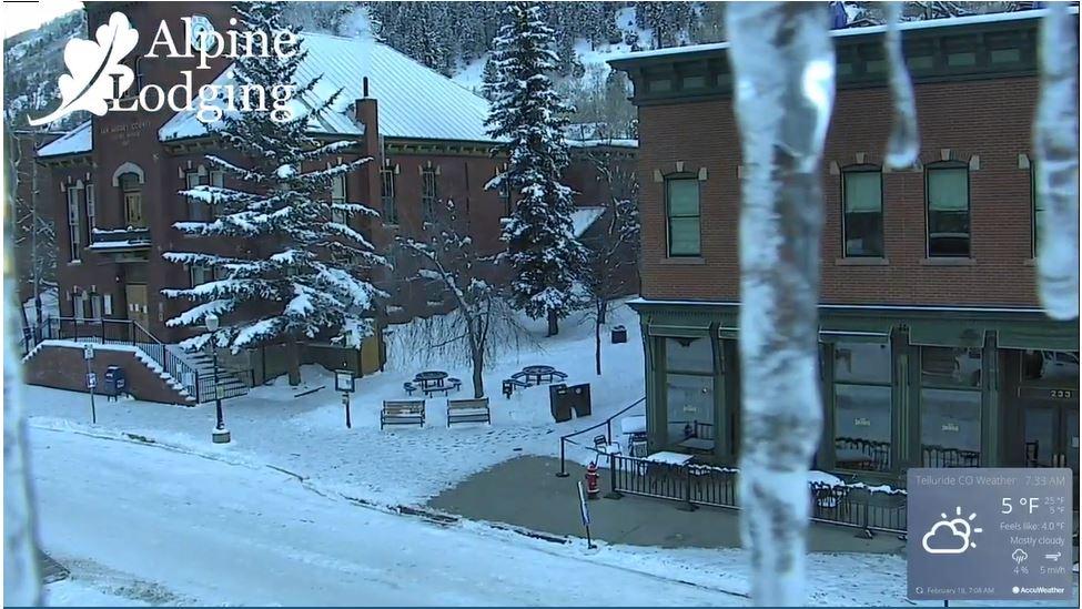 webcam Telluride