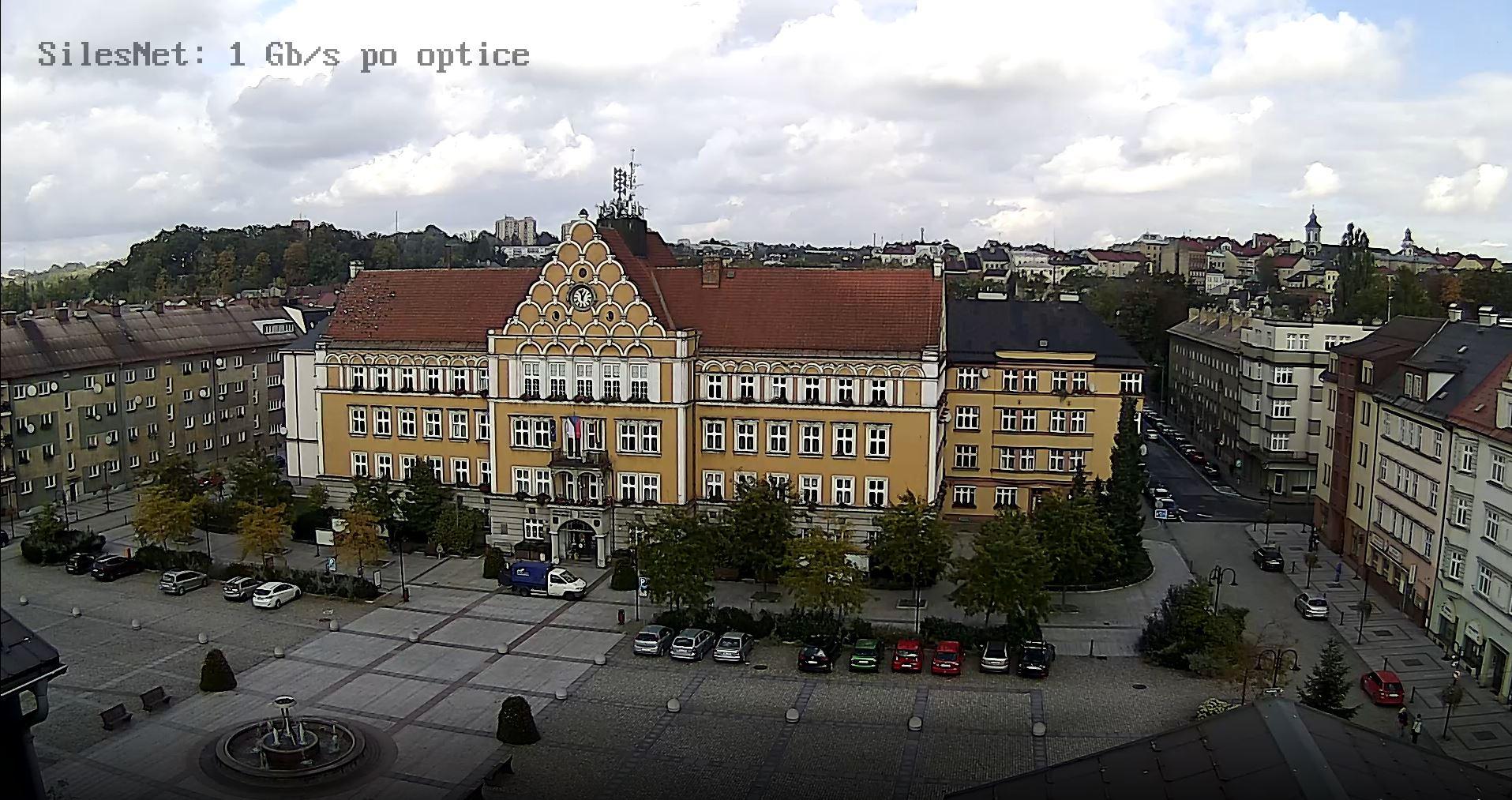 webcam Cesky tesin