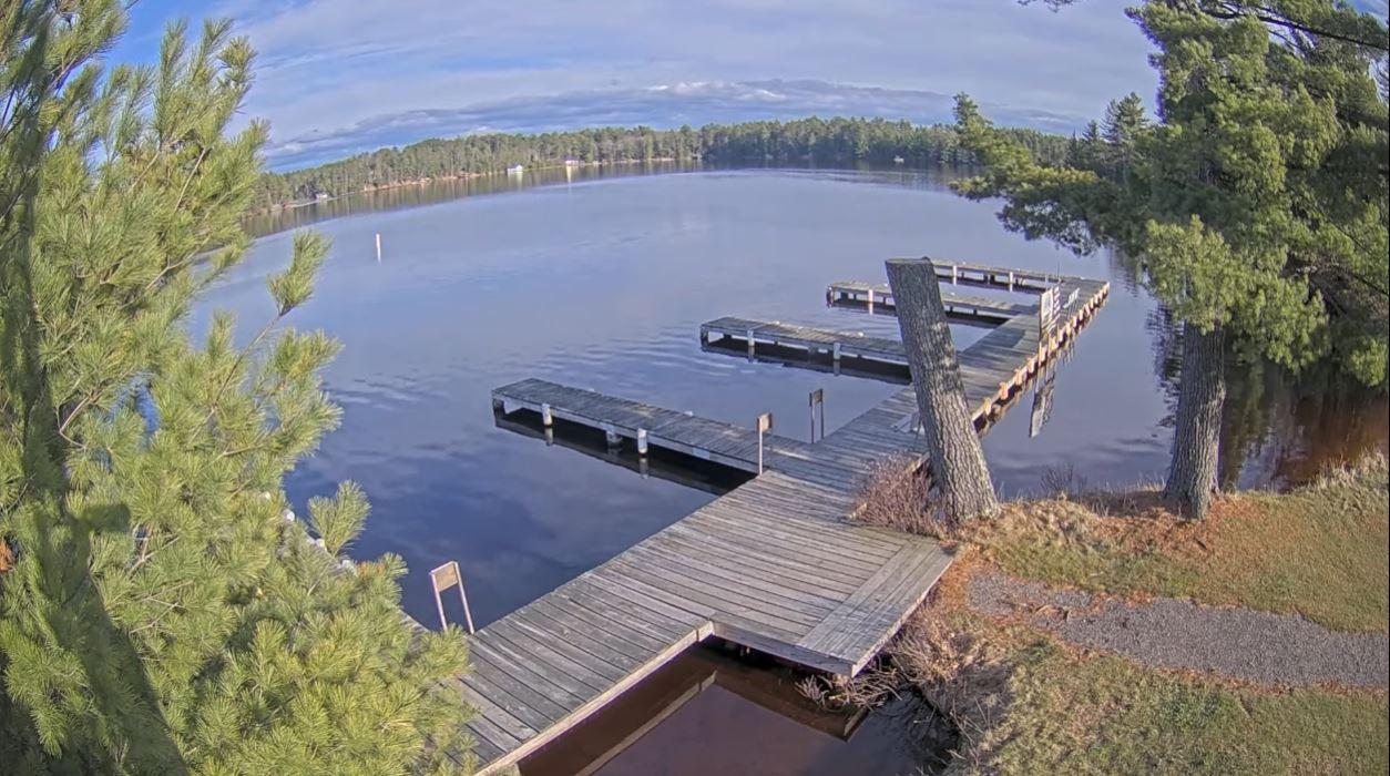 webcam Three Lakes