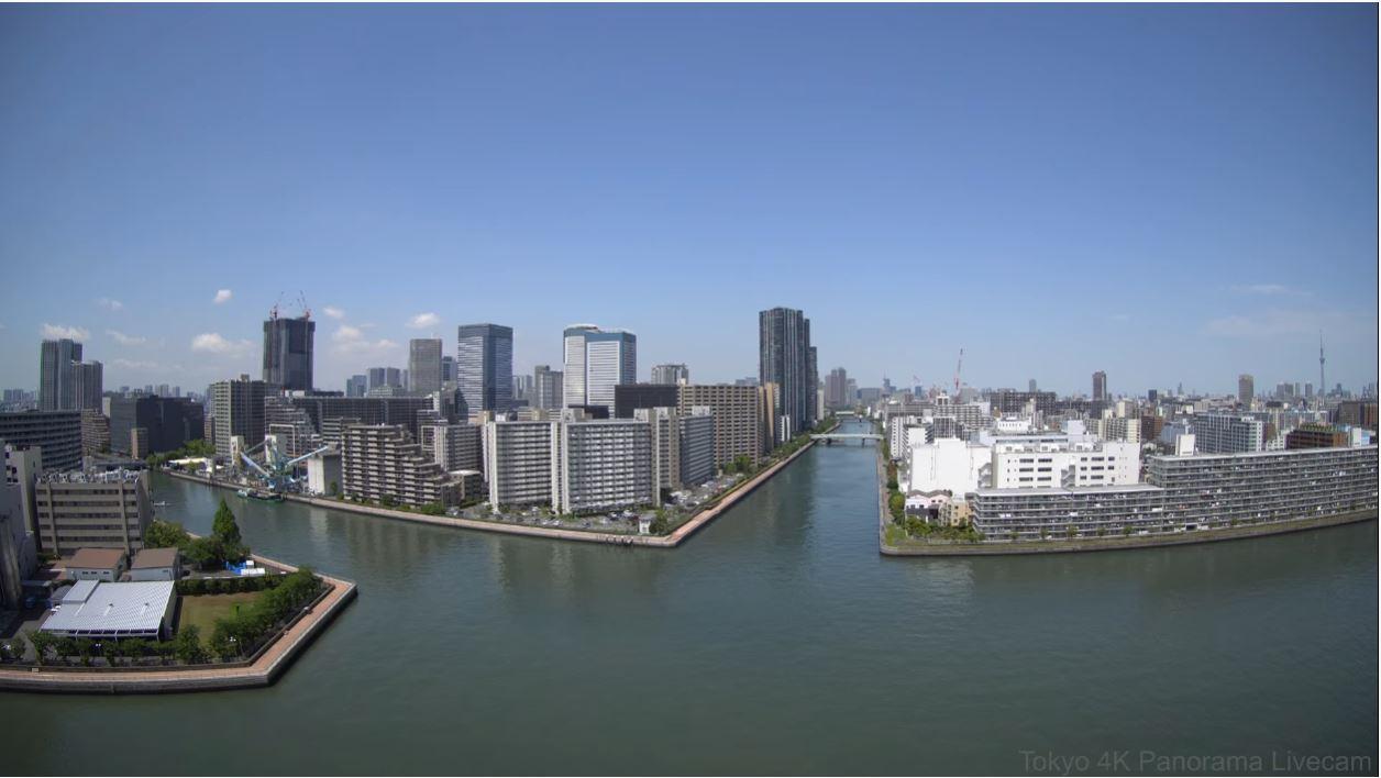 webcam Tokyo - Koto