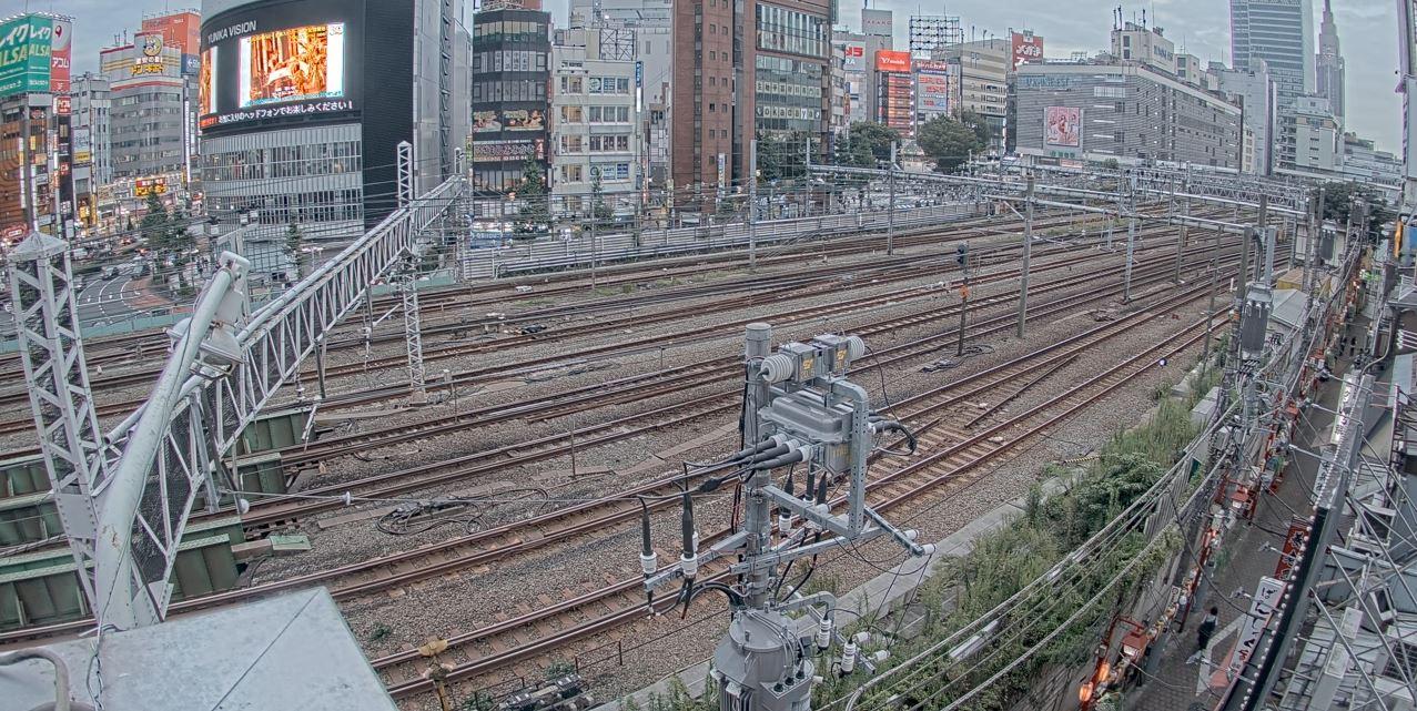 webcam Tokyo