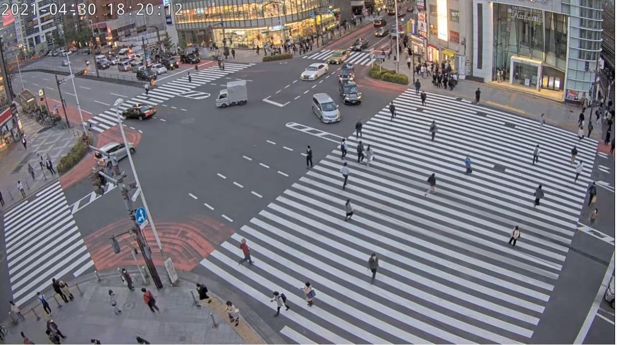webcam Tokyo Shinjuku