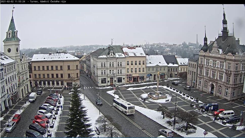 webcam Turnov