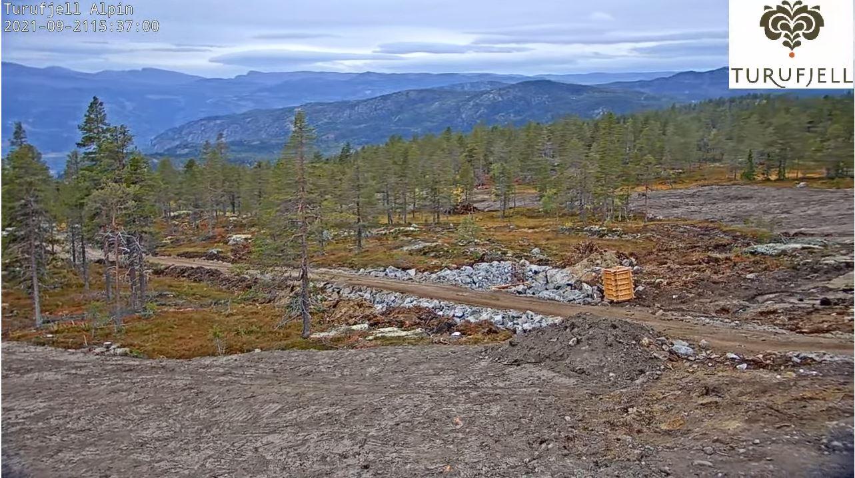 webcam Turufjell