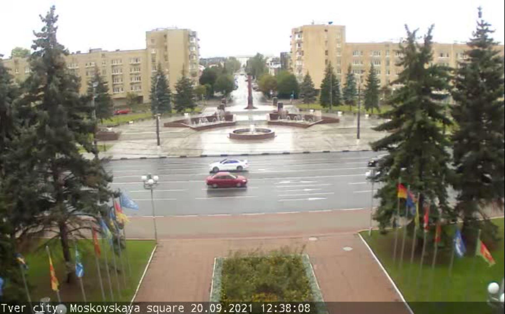 webcam Tver