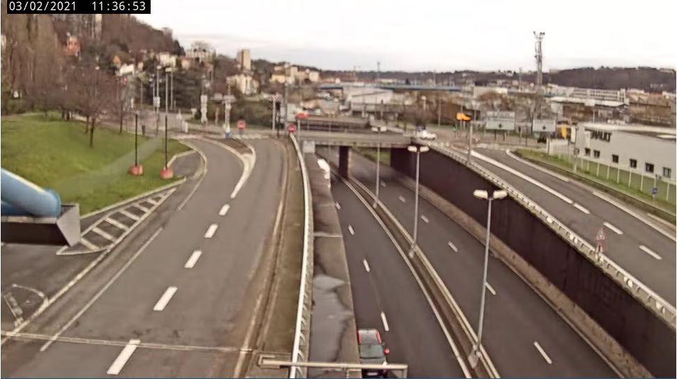 webcam Lyon - Vaise