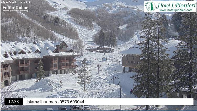 webcam Val di Luce