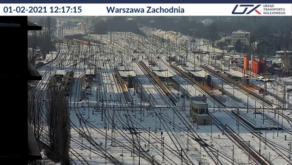 webcam Varsovie