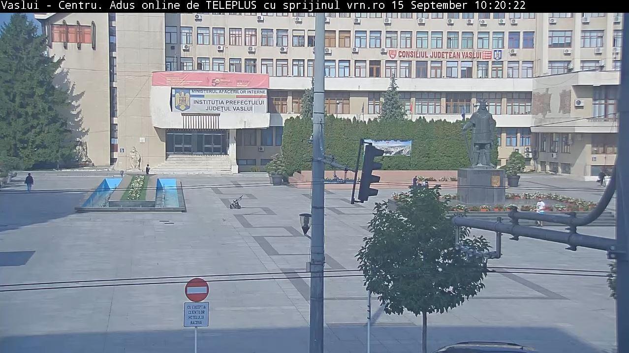 webcam Vaslui