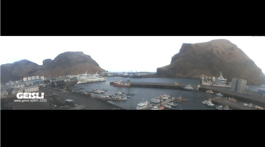 webcam Vestmannaeyjar