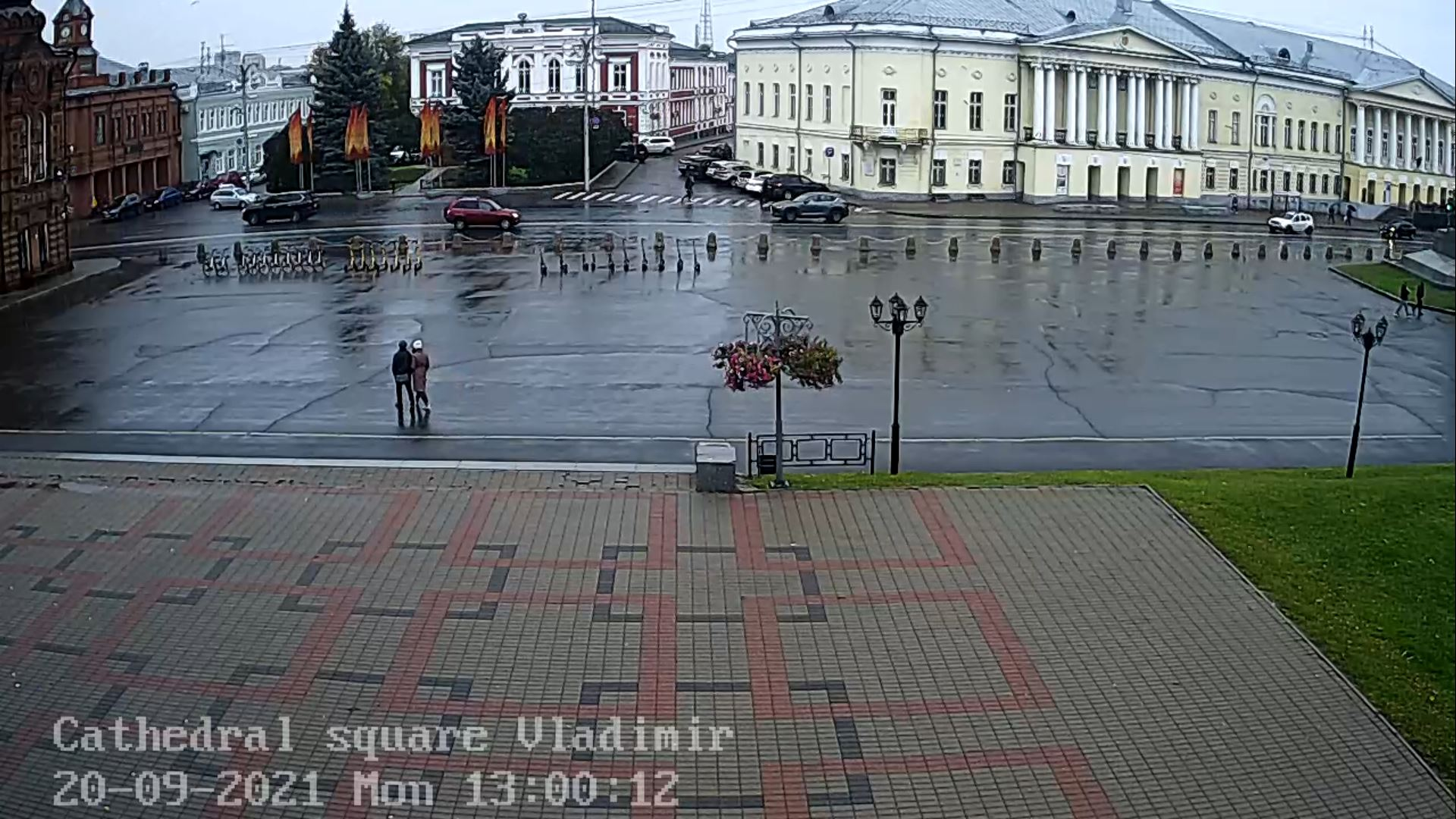 webcam Vladimir