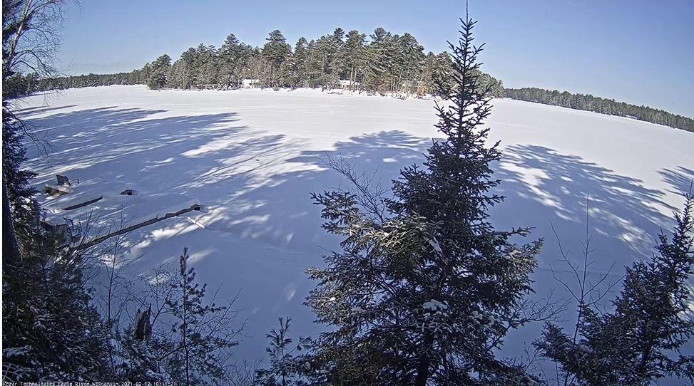 webcam Watersmeet Lake