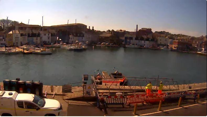 webcam Weymouth