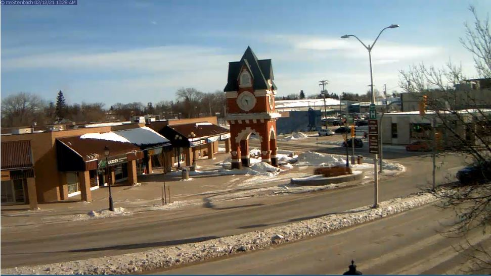webcam Winnipeg