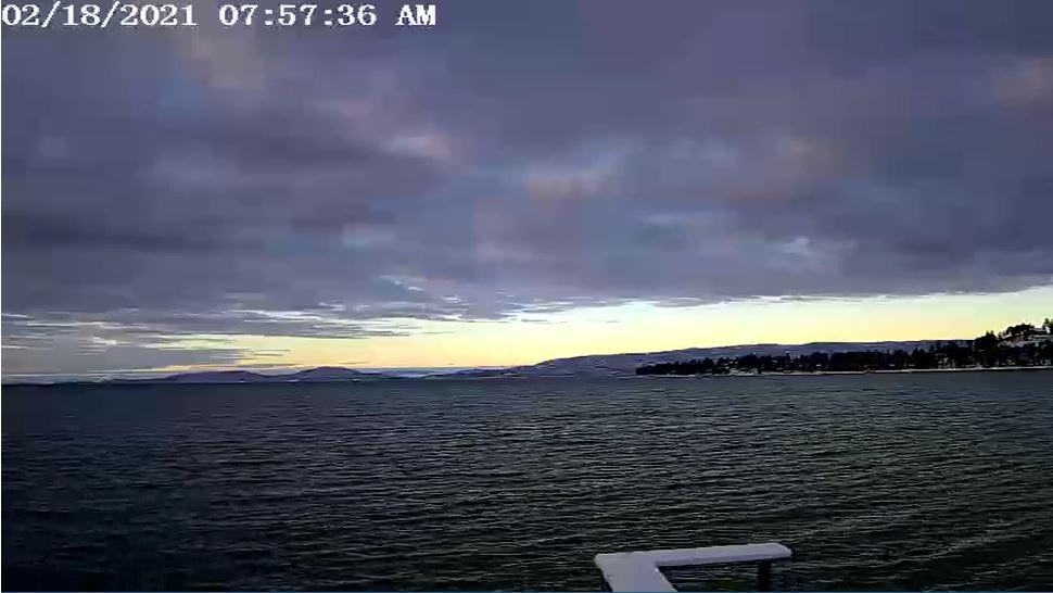 webcam Woods Bay