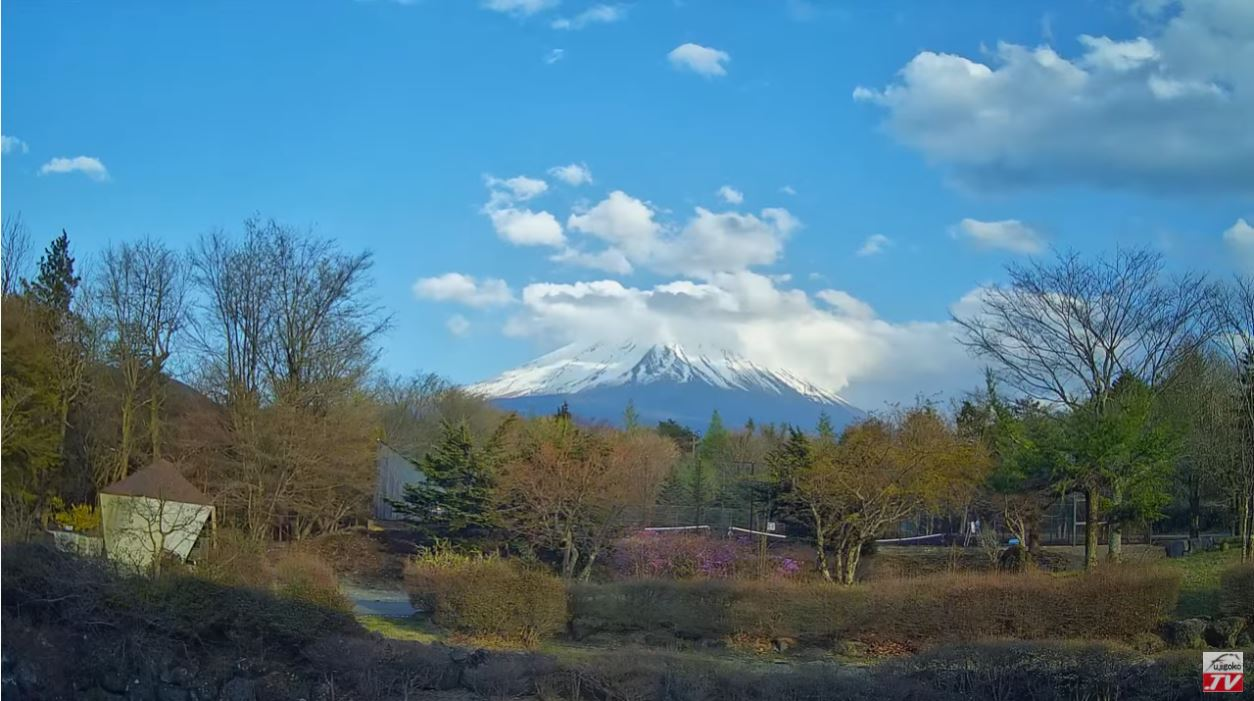webcam Yamanakako