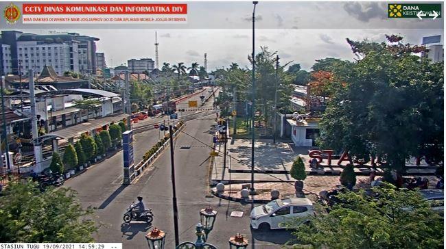 webcam Yogiakarta
