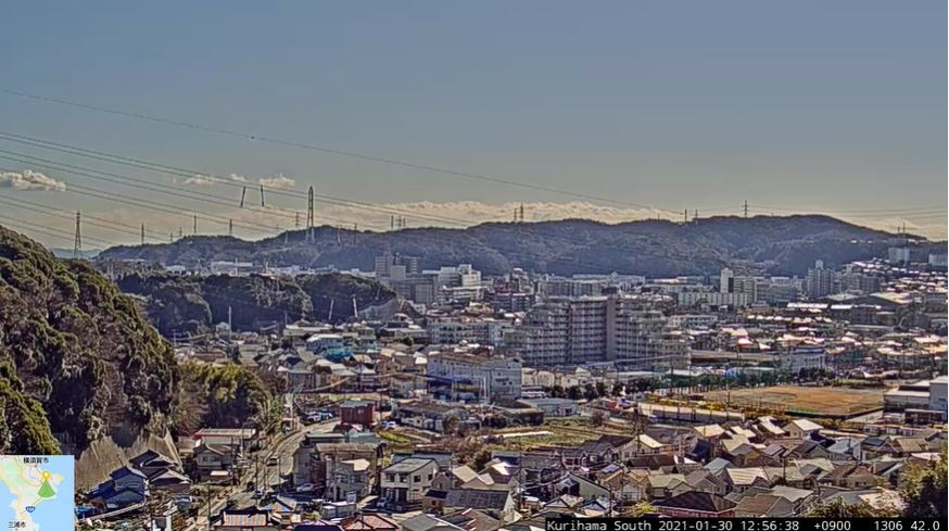 webcam Yokosuka
