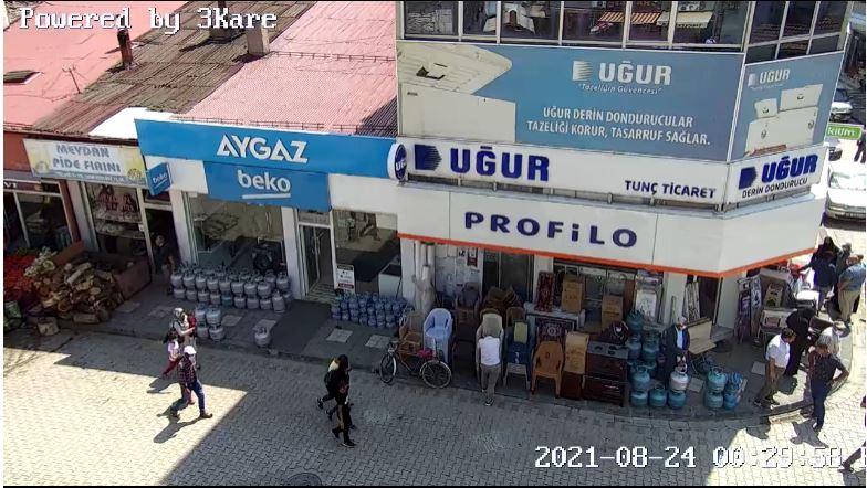 webcam Zara
