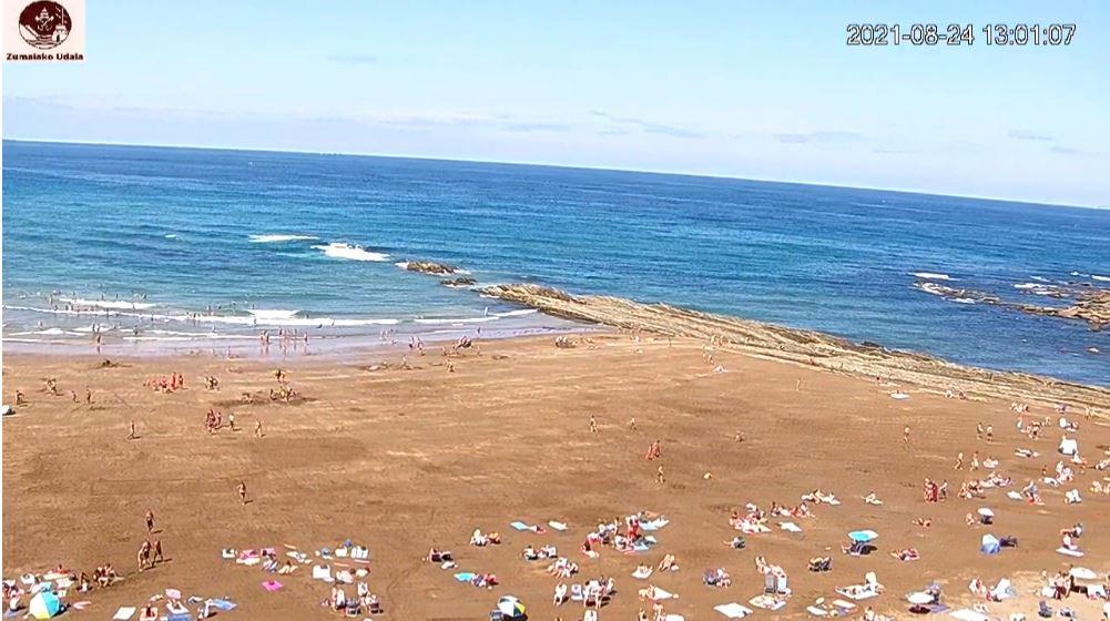 webcam Zumaia