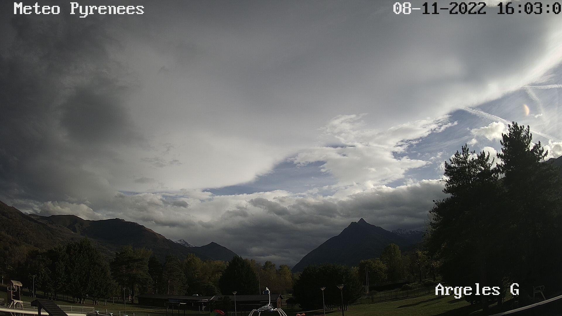 webcam Argeles Gazost