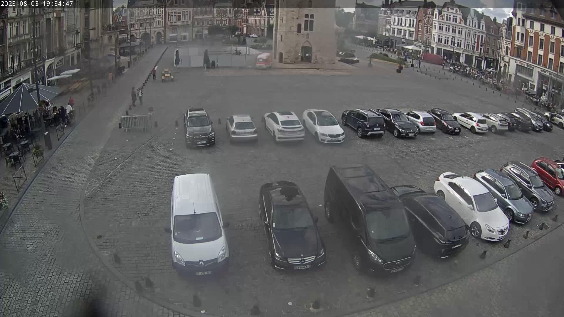 webcam Béthune