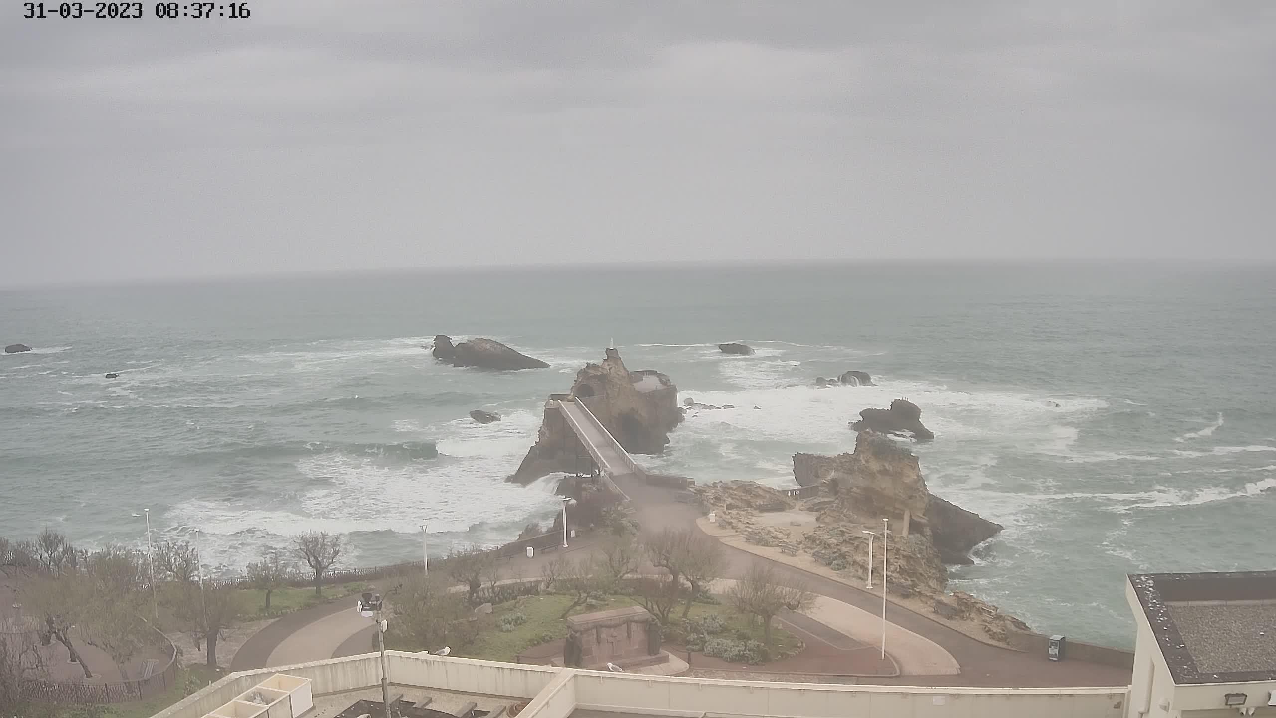webcam Biarritz