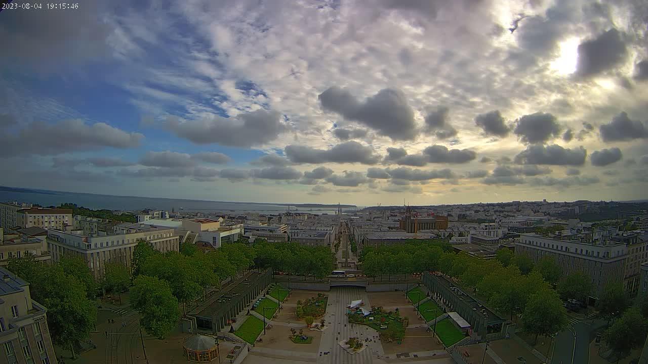 webcam Brest