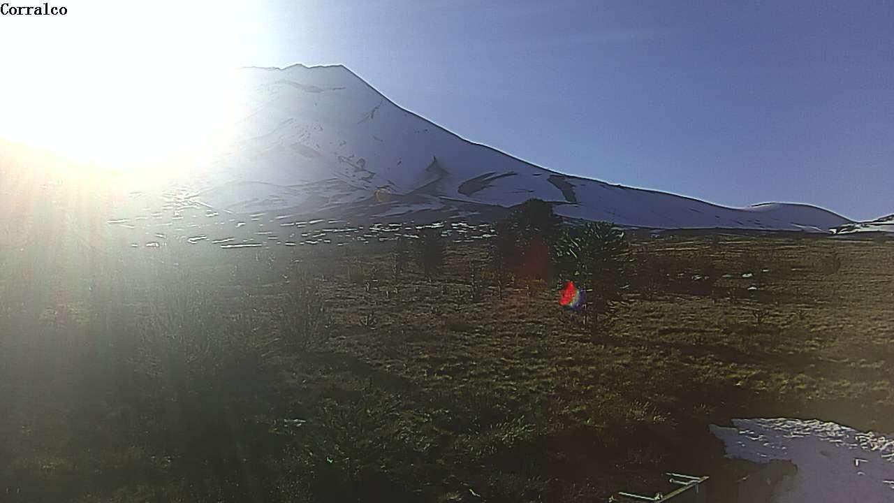 webcam Corralco
