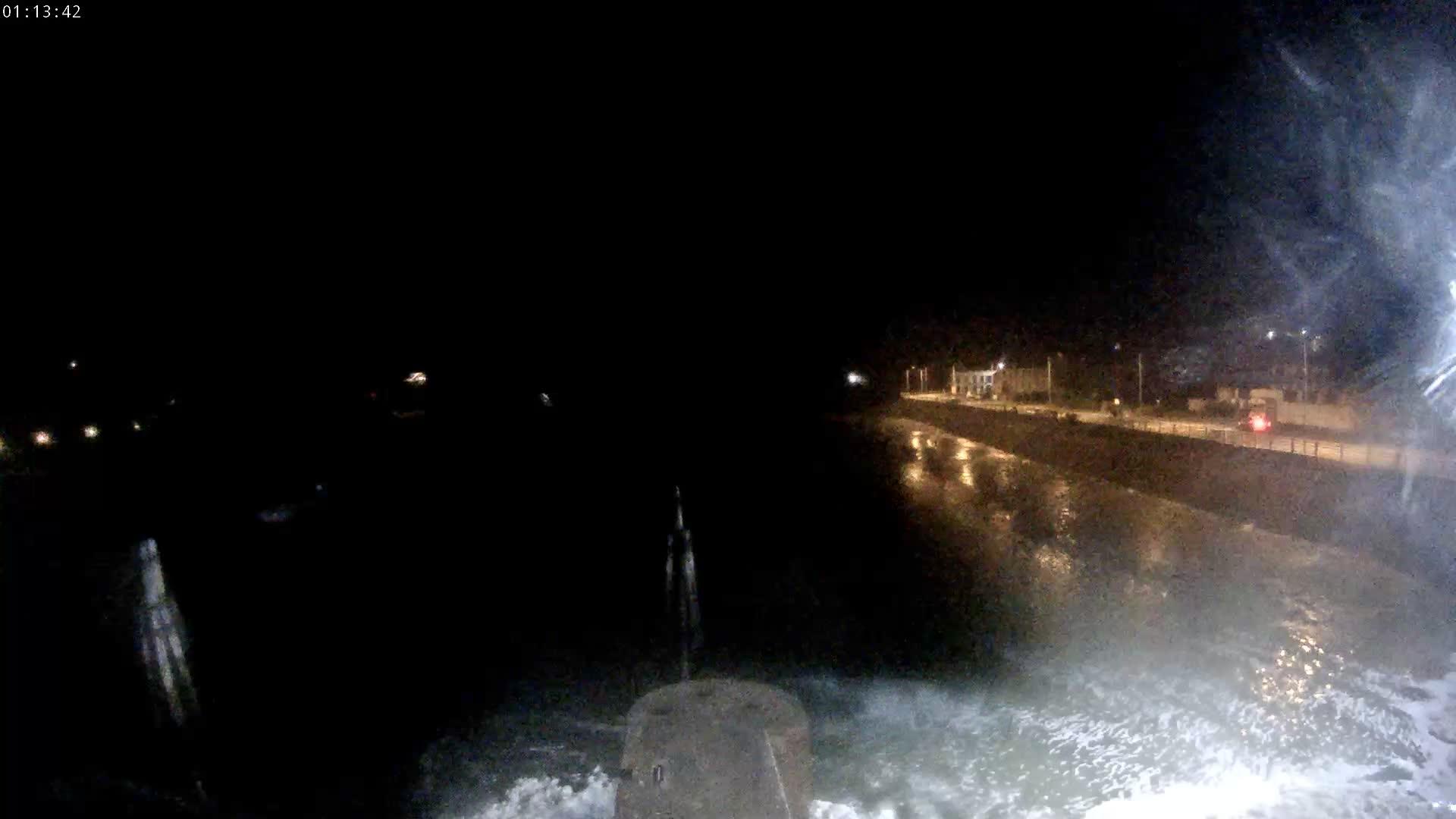 webcam Douarnenez - le Port Rhu
