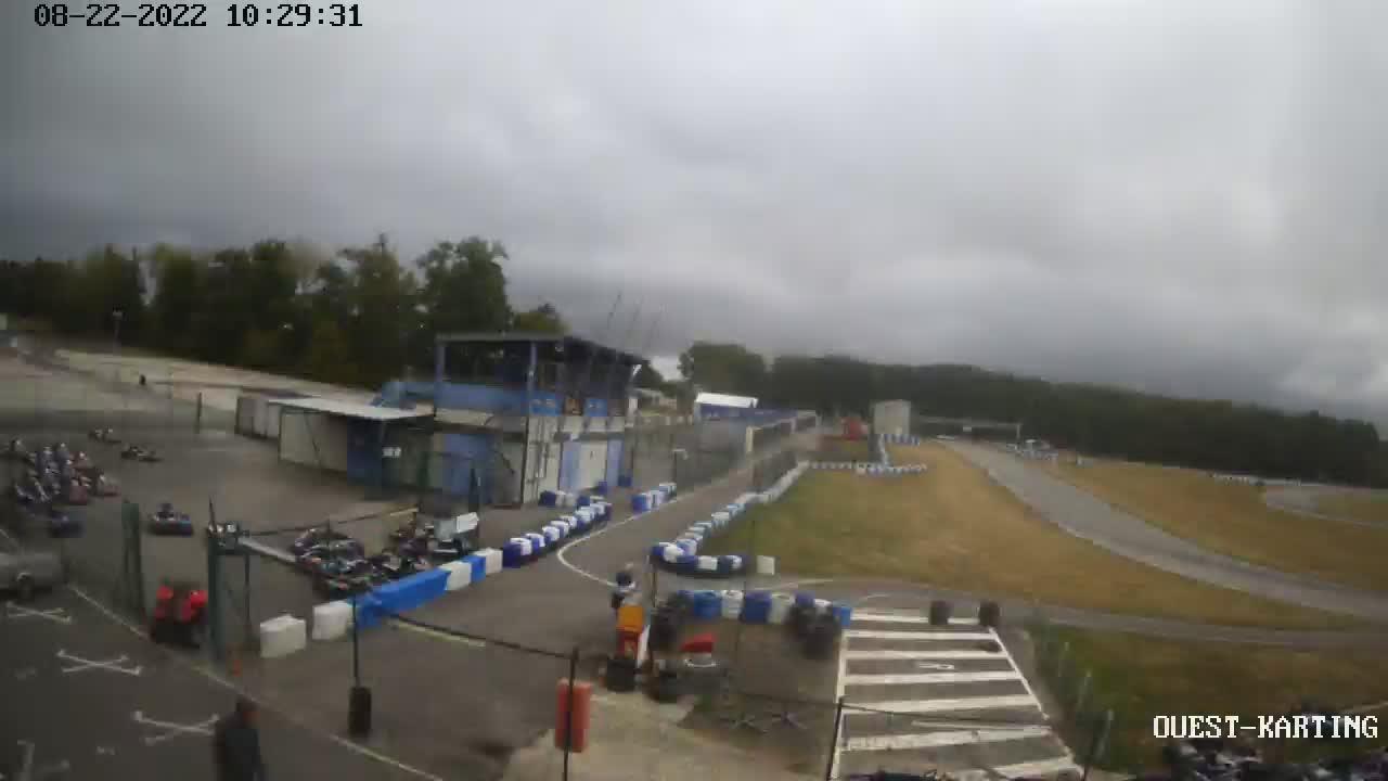 webcam Essay - Ouest Karting